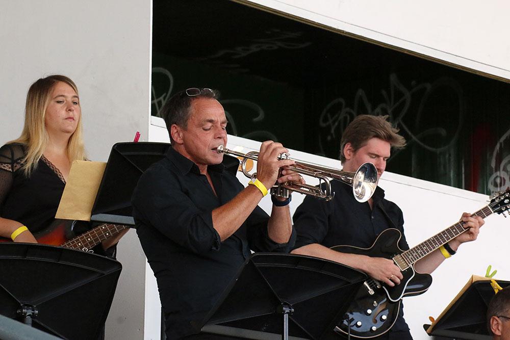 Trompetensolo Olaf Hengst