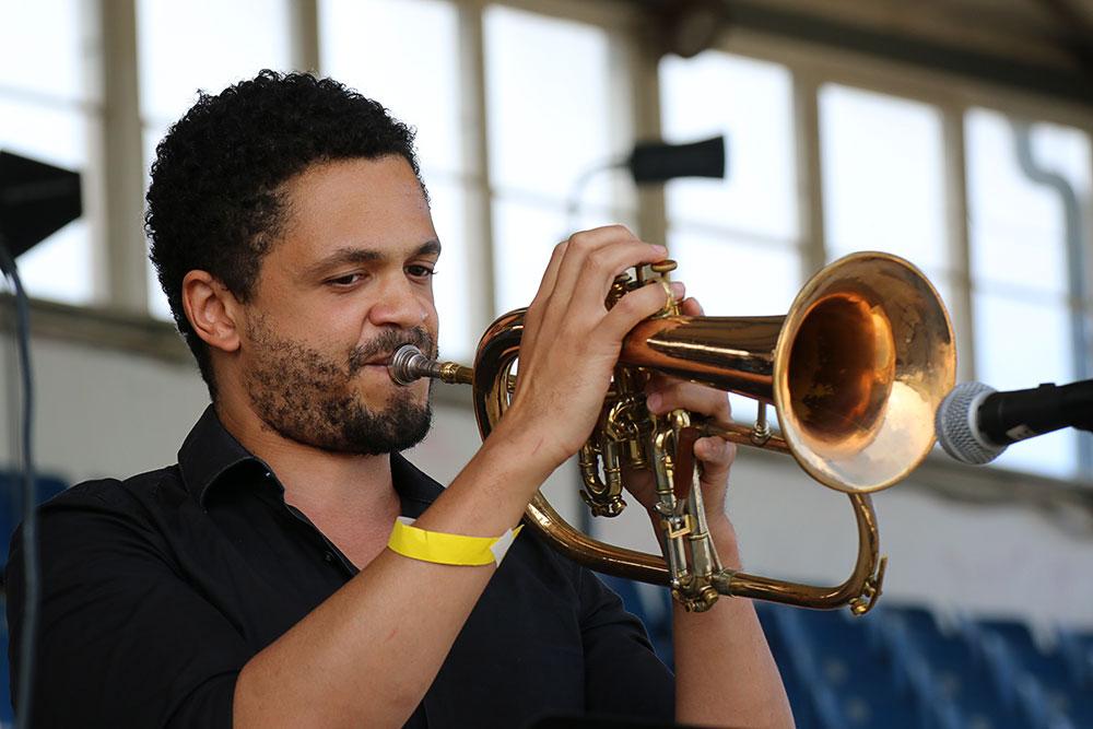 Philip Sindy, Trompete