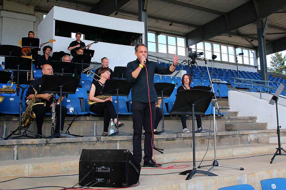 Musikschulleiter Olaf Hengst