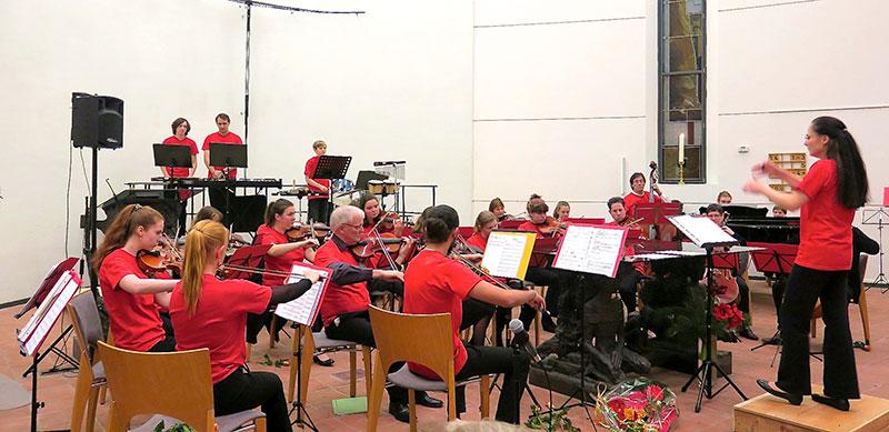 Streichorchester Saitensprung