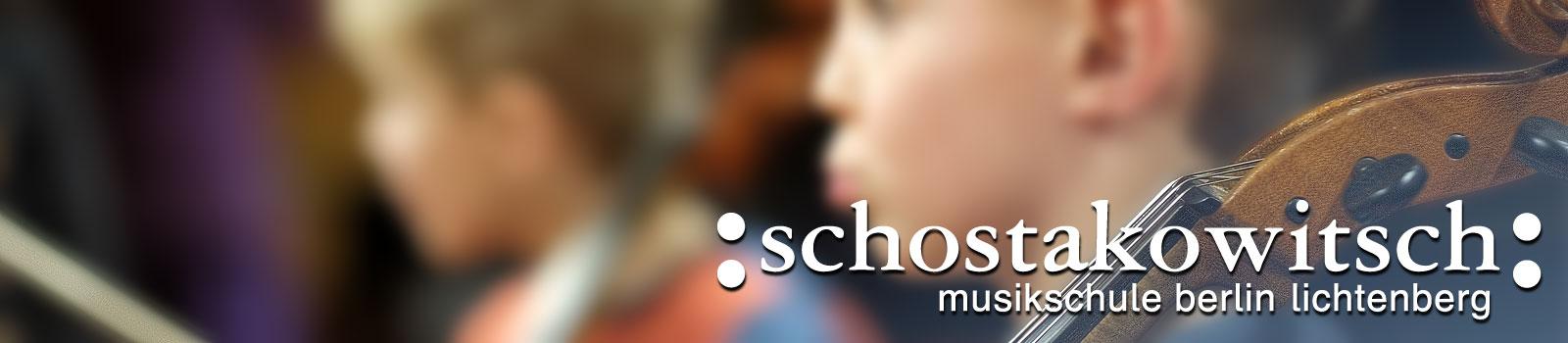 Schostakowitsch-Musikschule Berlin-Lichtenberg