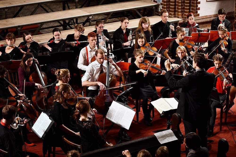 Schostakowitsch-Sinfonieorchester